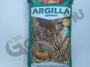 Argilla talajtakaró golyók