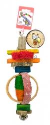 Birrdeeez parakeet2 25,5cm