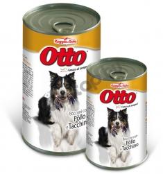 Otto csirkés konzerv 1250gr