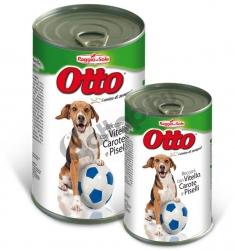 Otto borjúhúsos konzerv 1250gr