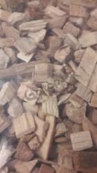 Bükkfa forgács 10 mm 15 kg