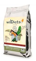Gyümölcsevő madár pellet 3 kg