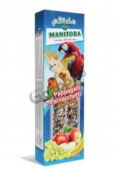 Papagáj rúd gyümölcsös 120g