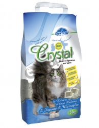 Crystal Sepiolite marseille szappan illatú macskaalom 5kg
