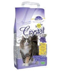 Crystal Sepiolite levendula illatú macskaalom 5kg