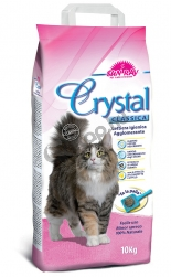 Crystal Bentonite klasszikus macskaalom 10kg